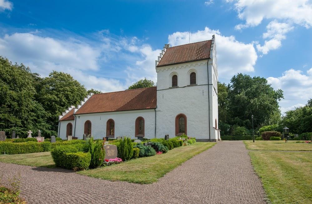 Baldringe kyrka