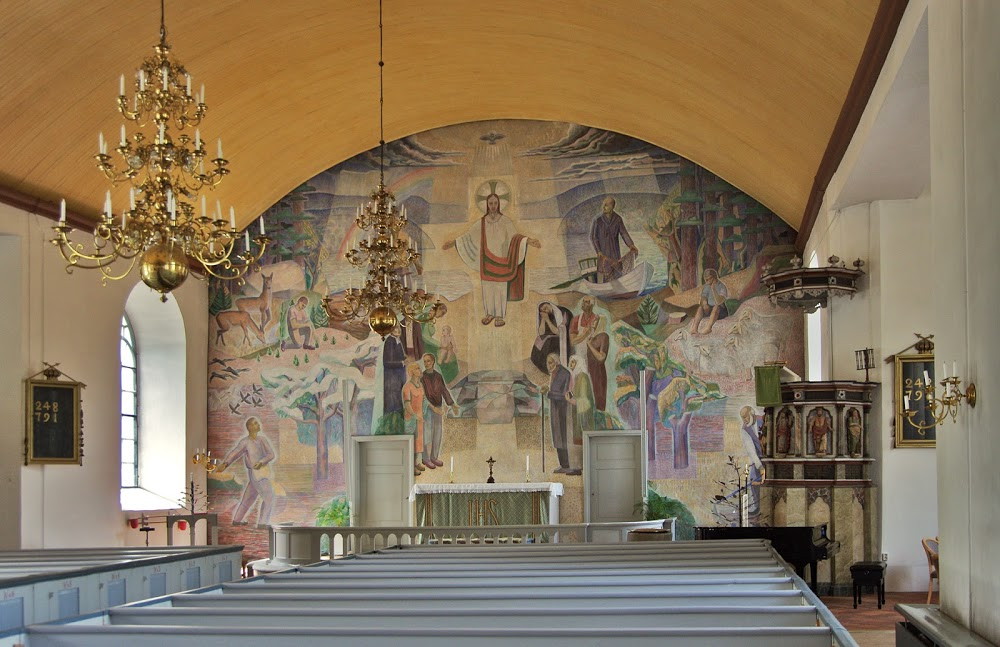 Oderljunga församlingshem