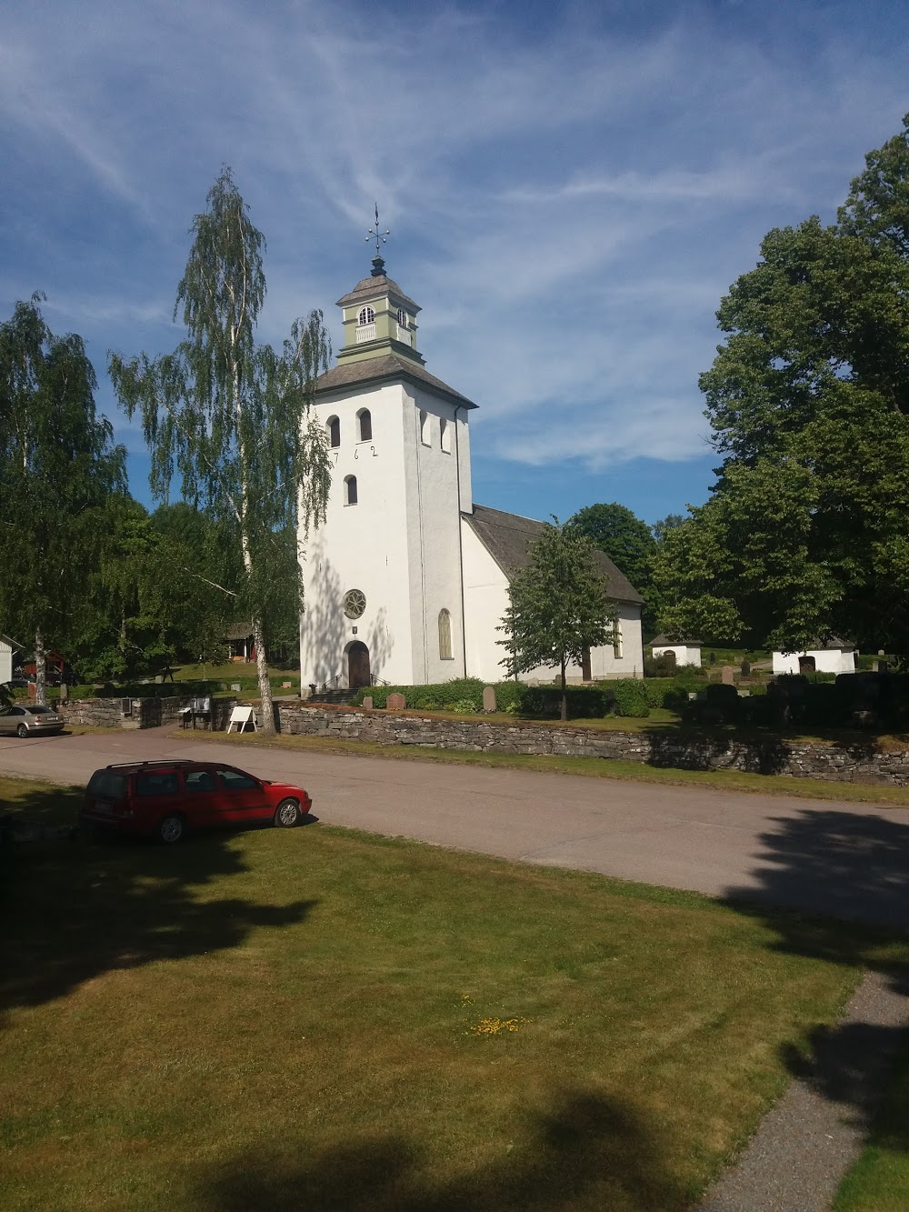 Stavnäs Kyrkogård