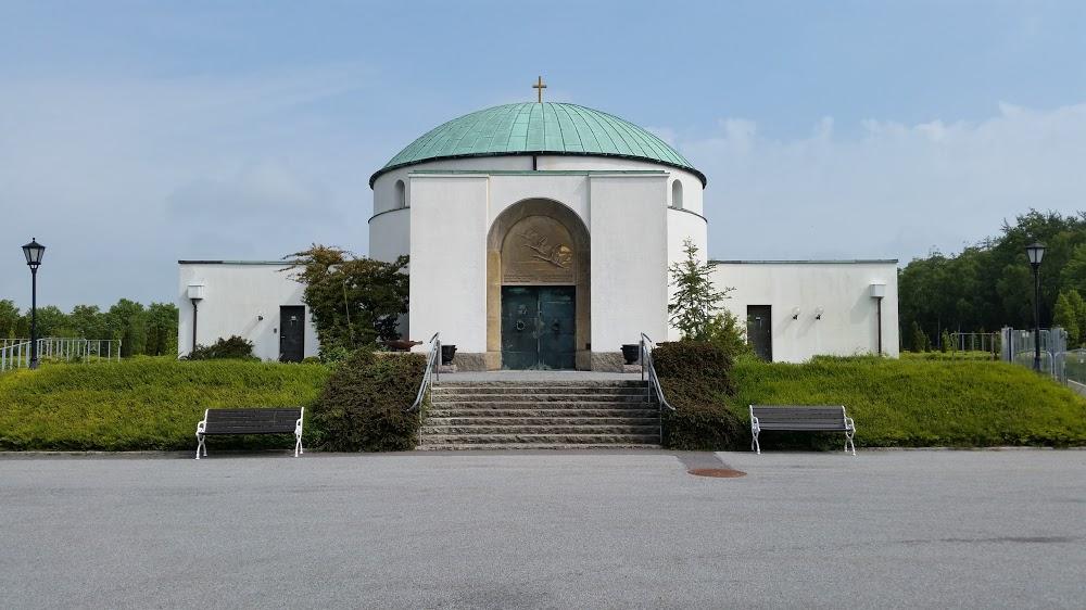 Kyrkoköpinge kyrkogård