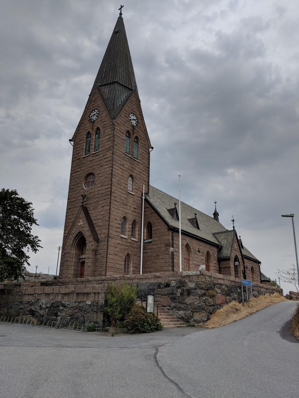 Öckerö nya kyrka