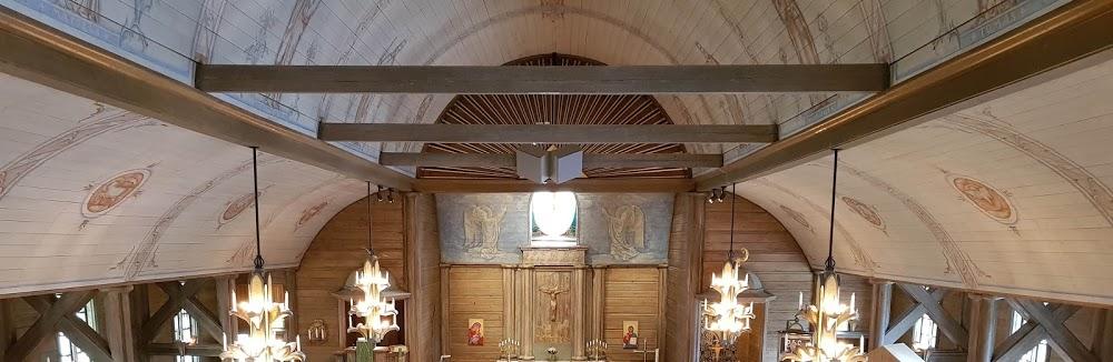 Edefors kyrka