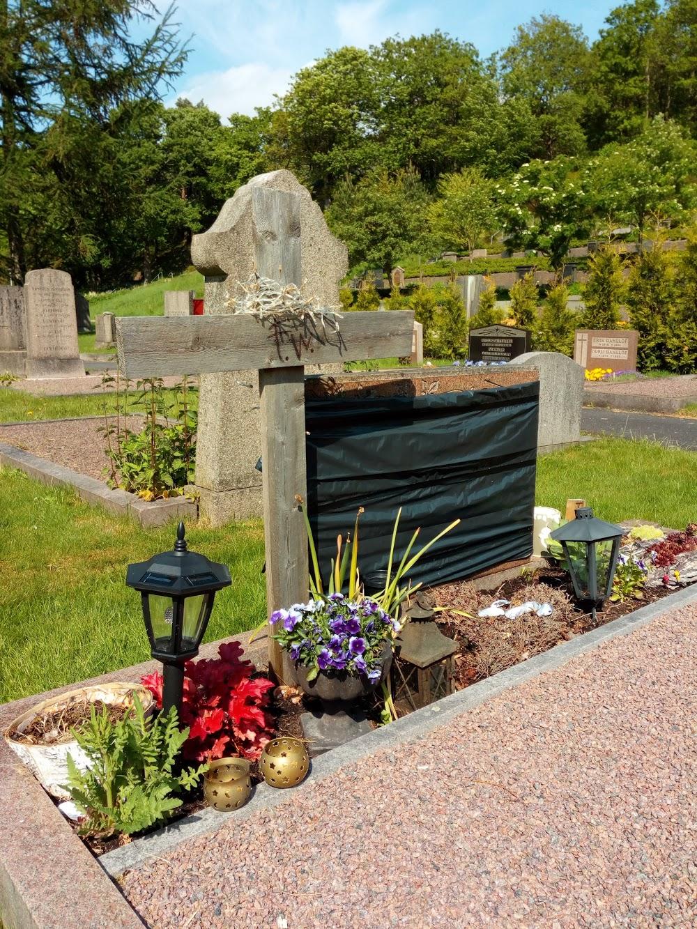 Nya Varvets kyrkogård