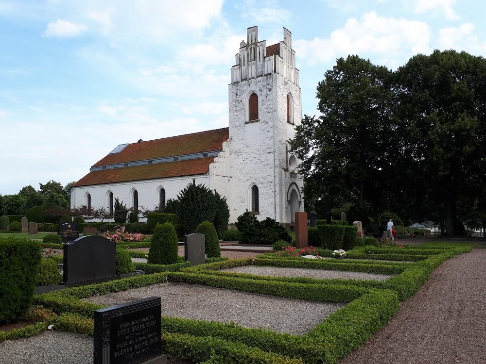Billeberga Kyrkogård