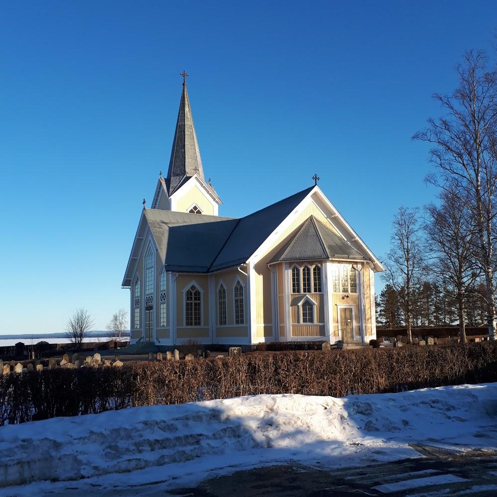 Gåxsjö kyrka