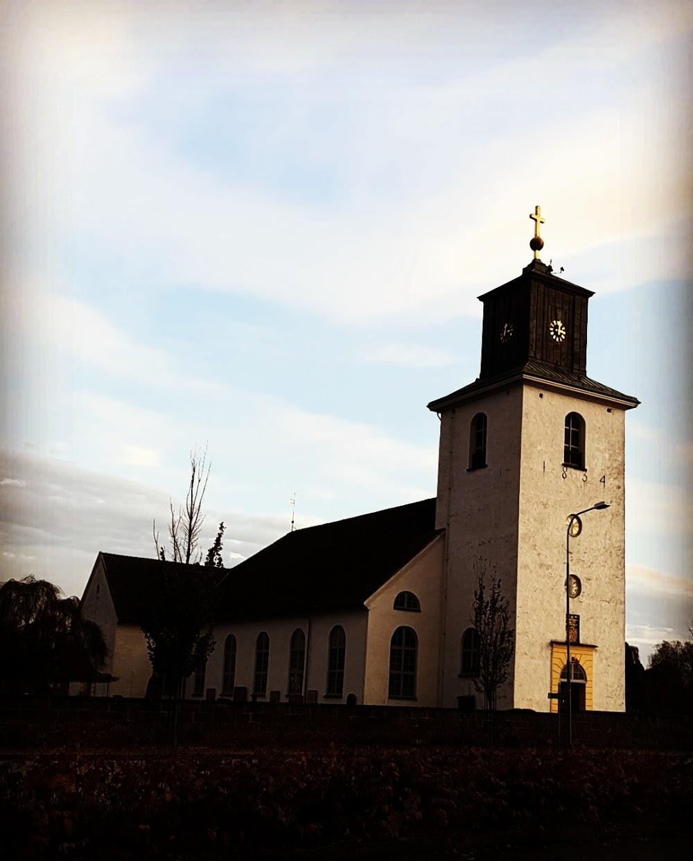 Osby Kyrkogård