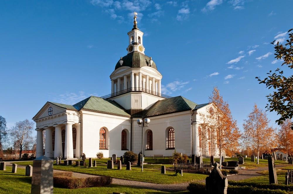 Landskyrkans Kyrkogård