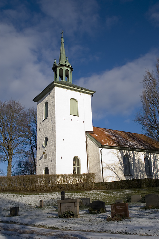 Bitterna kyrka