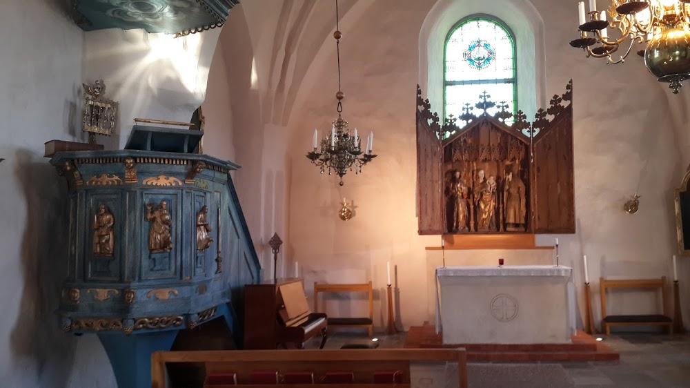 Uppsala-Näs Kyrkogård