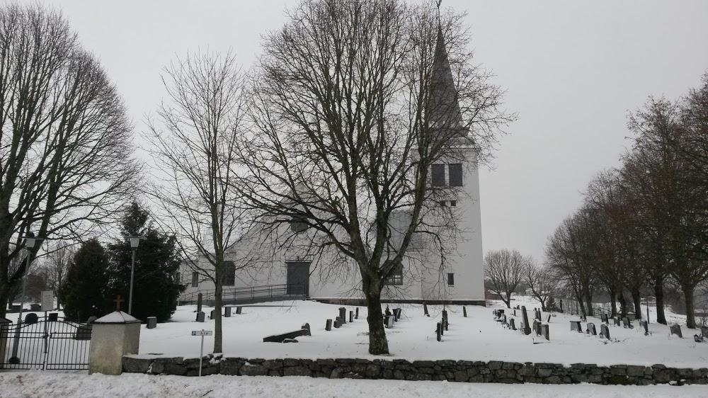 Krokstads kyrka