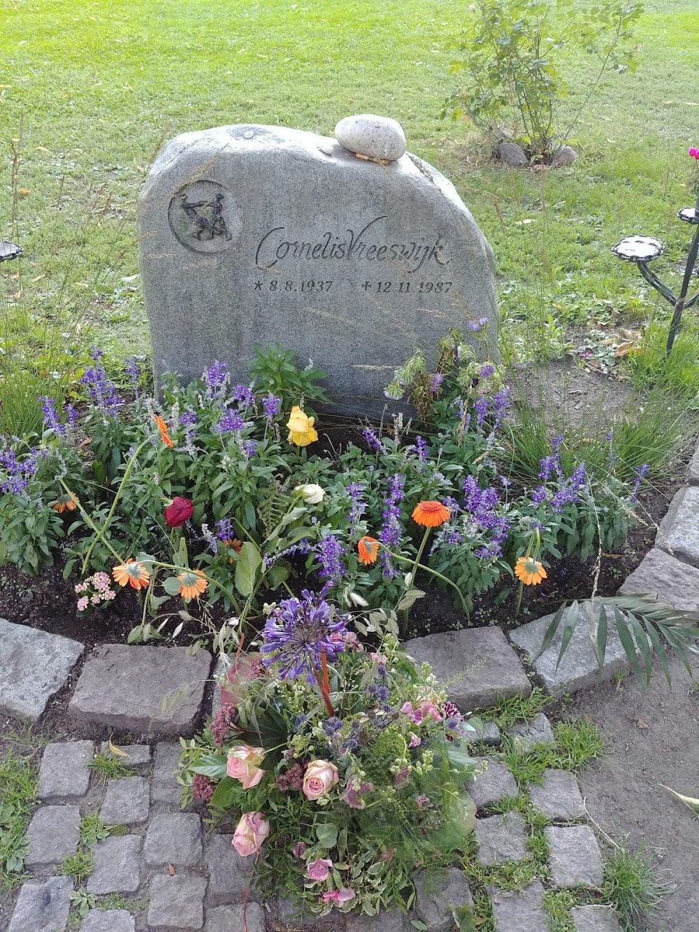 Katarina kyrkogård