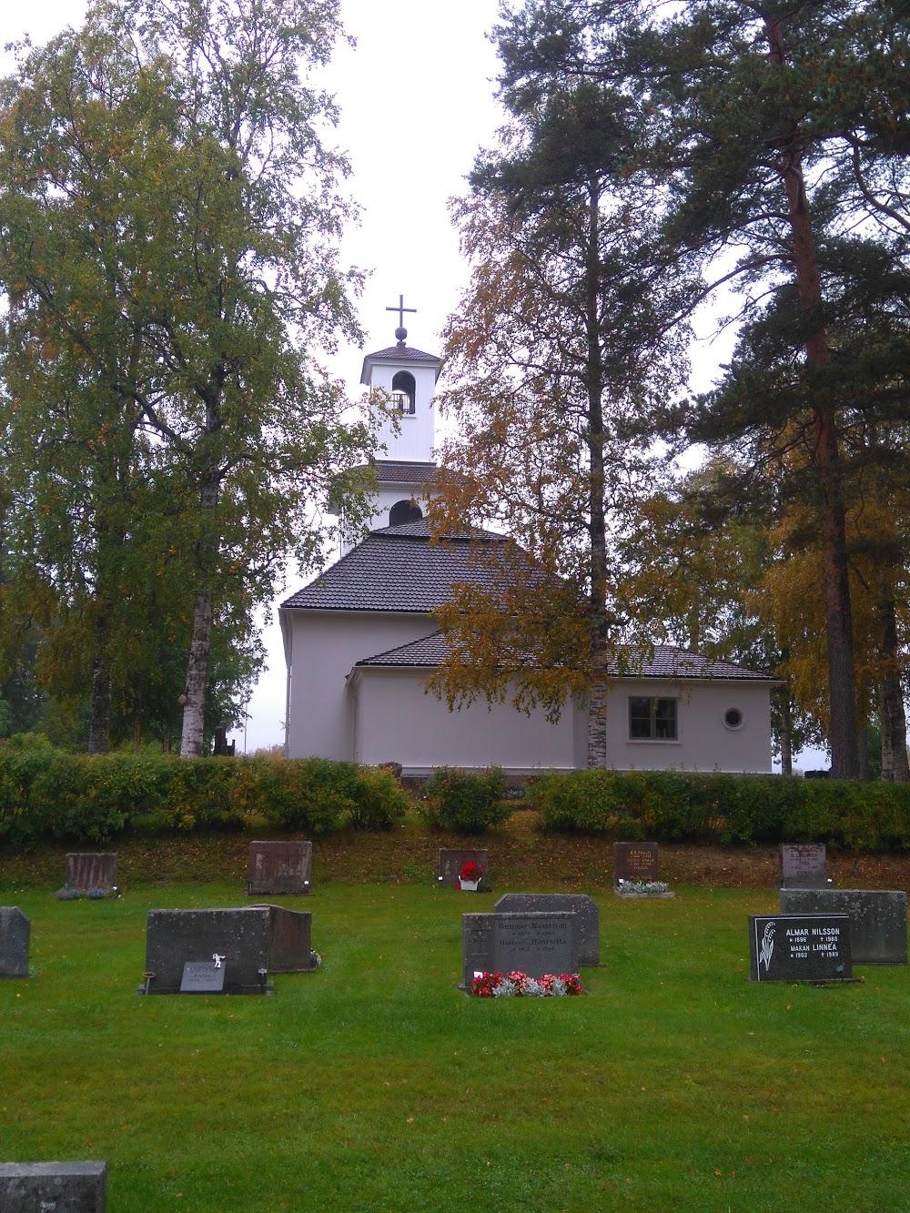 Fredrika kyrka