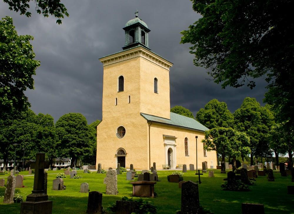 Västerhaninge kyrka