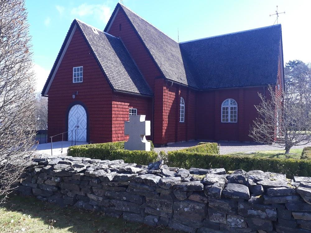 Skoghalls kyrka
