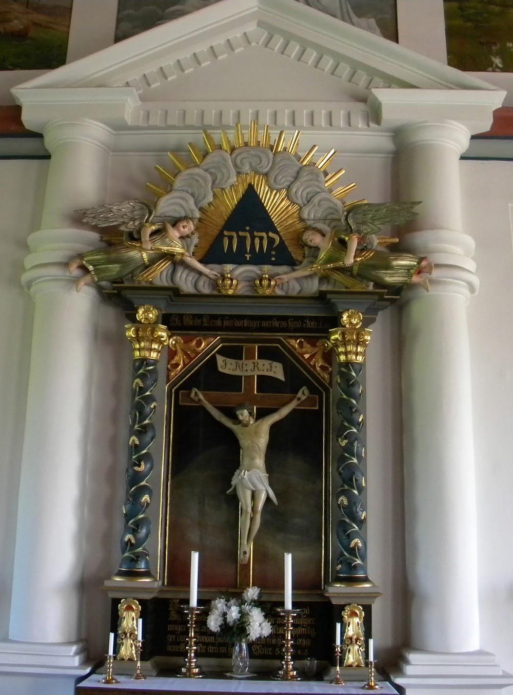 Ränneslövs kyrka