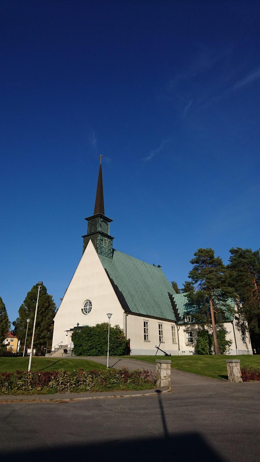Bureå kyrka