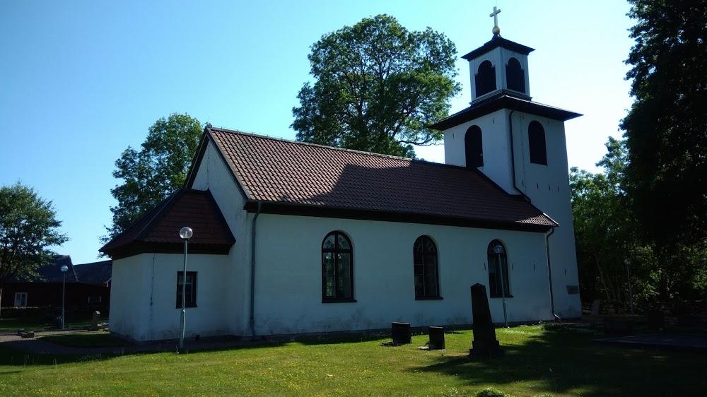 Broddetorp Kyrkogård