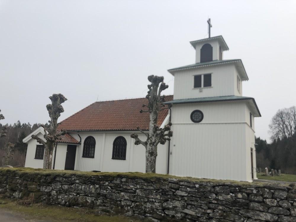 Förlanda kyrka