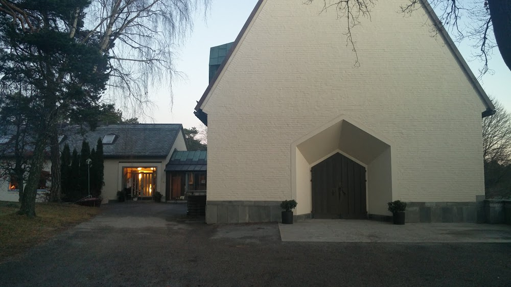 Ängbykyrkan