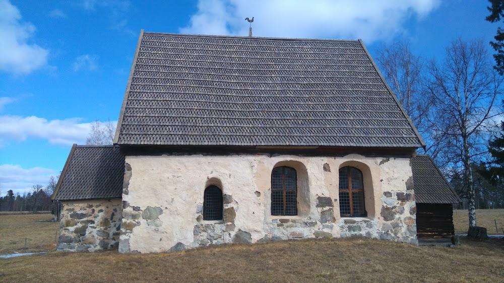 Kyrkås nya kyrka