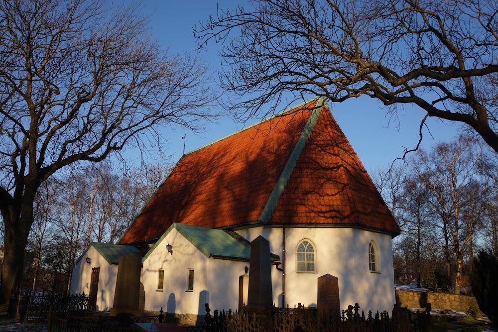 Länsmansgårdens kyrka