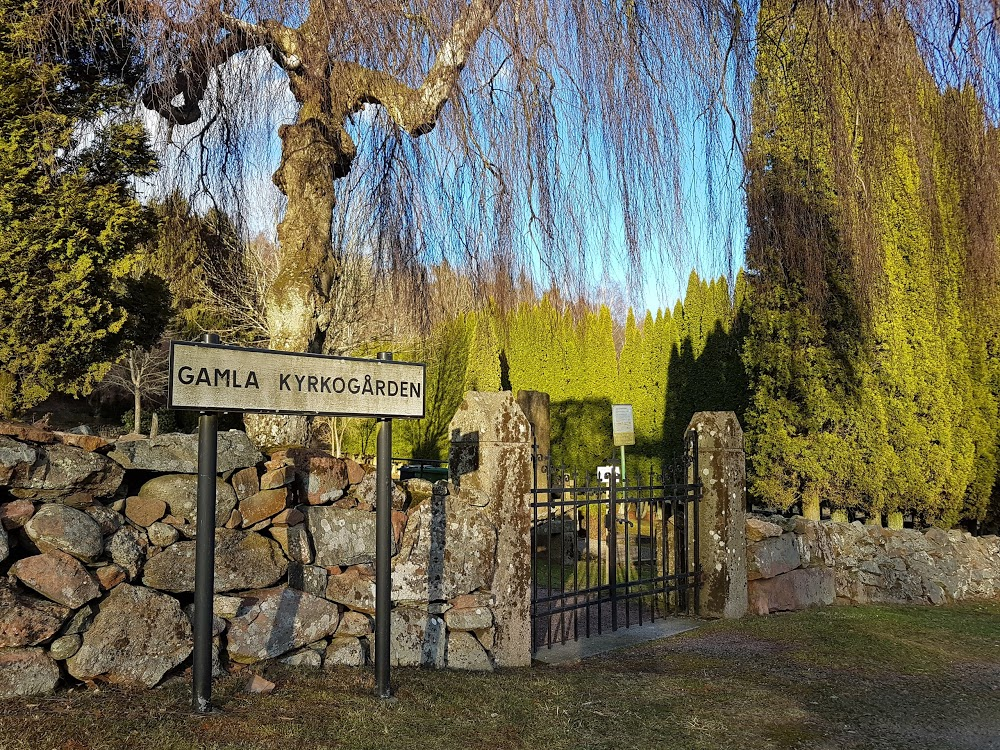 Rödbo kyrkogård