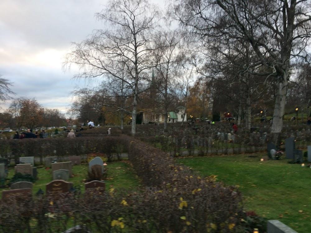 Bromma kyrkogård