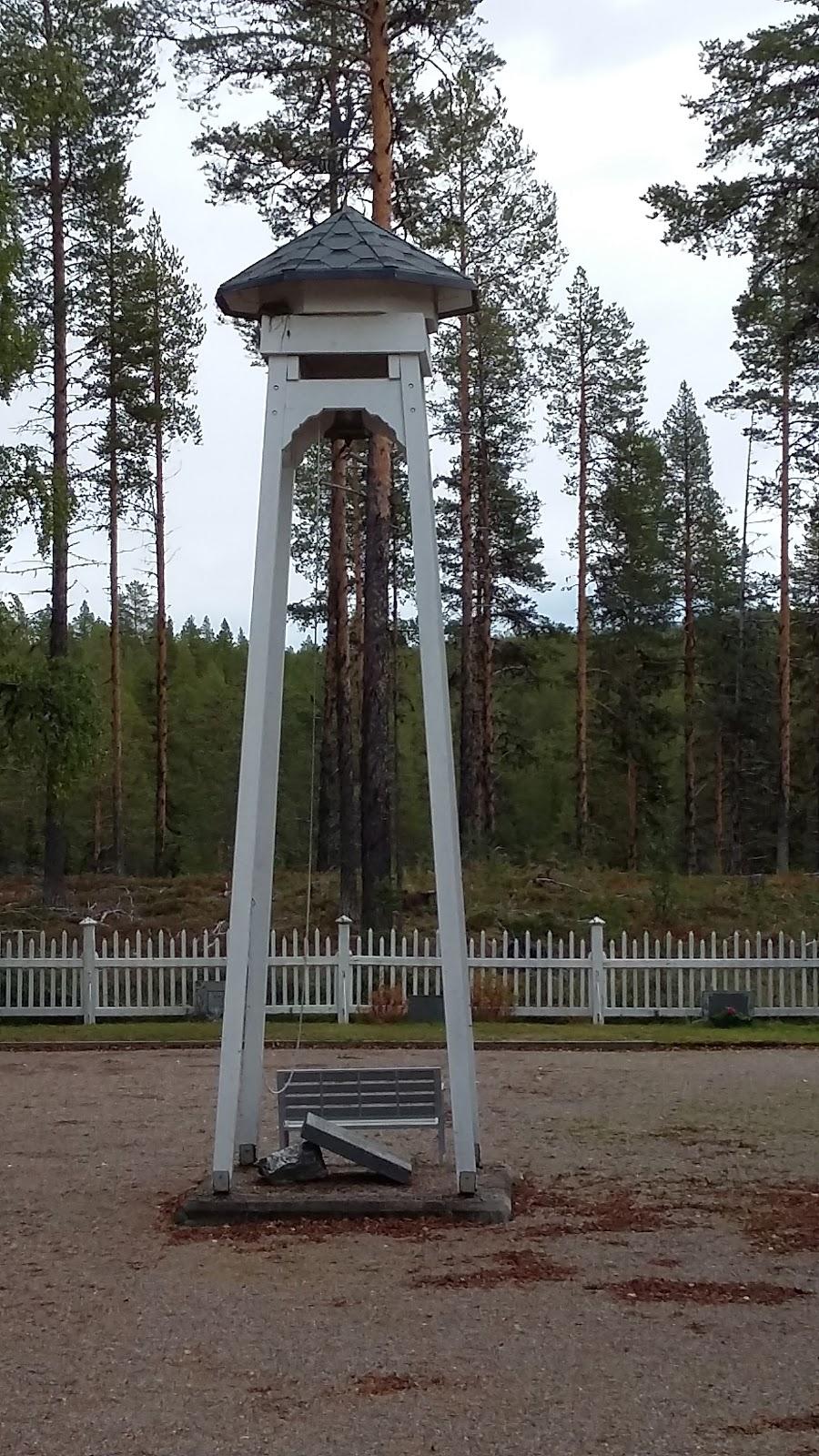 Södra Bergnäs kyrka