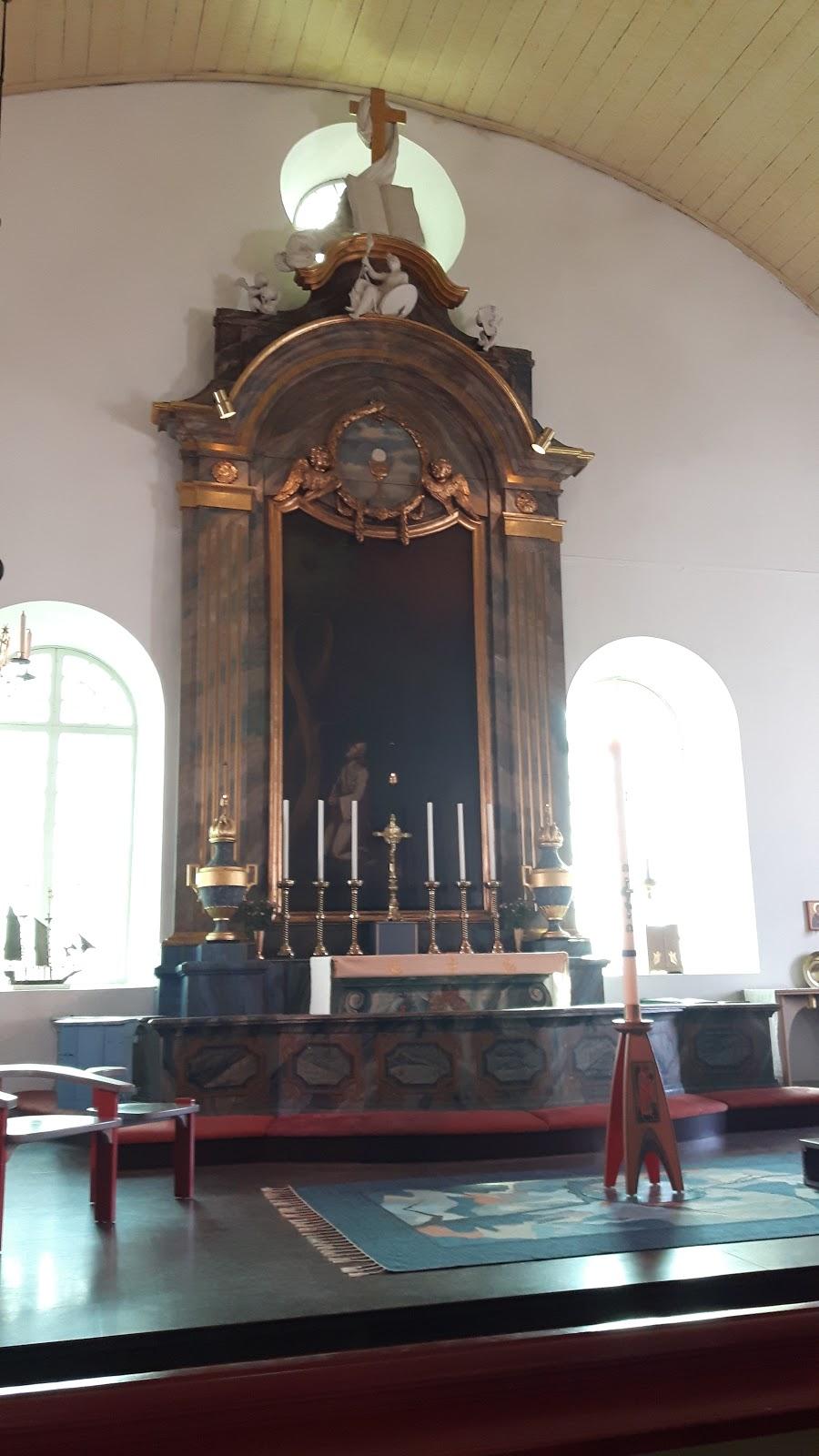 Kolberga kyrkan