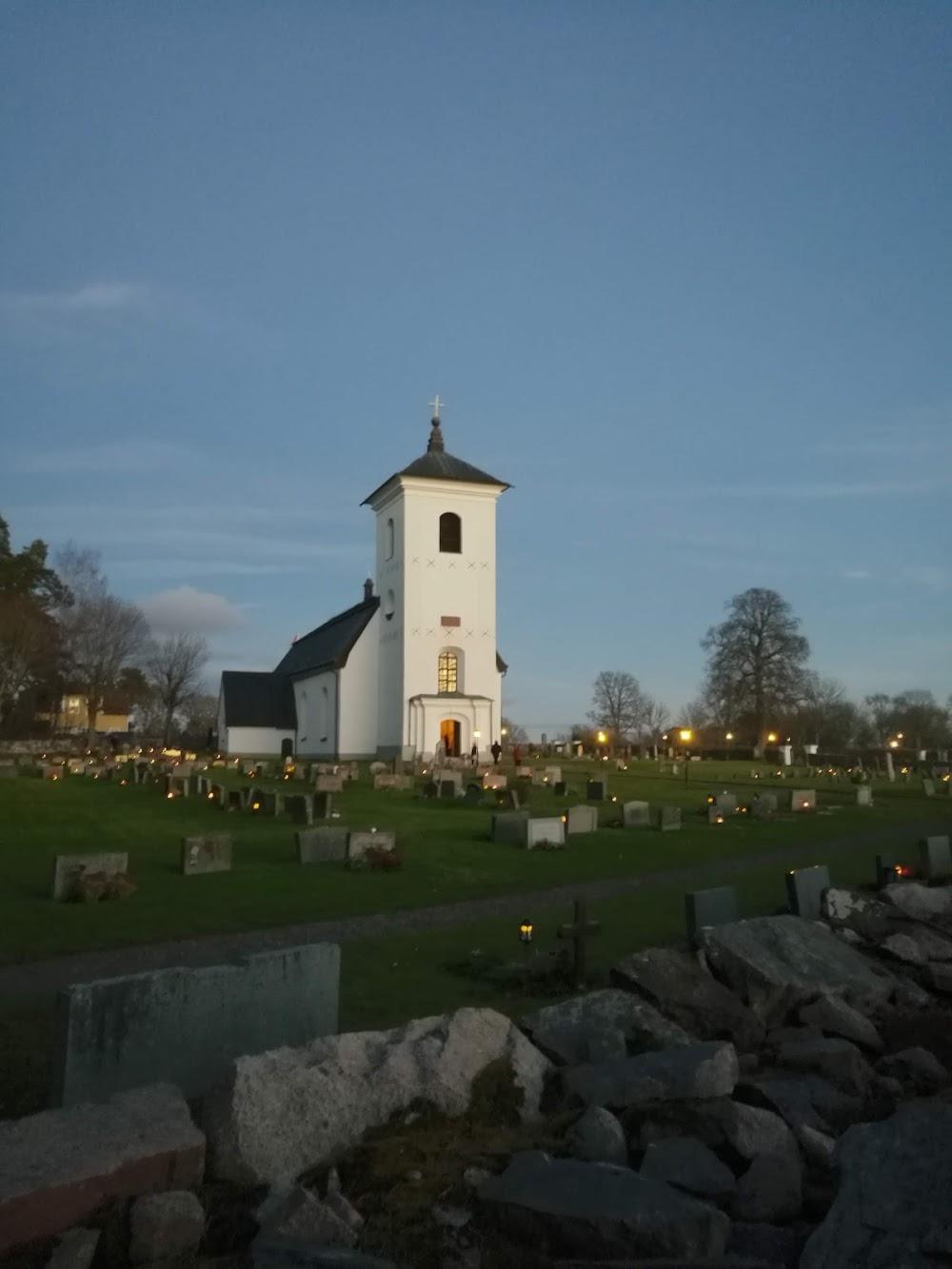 Hargs kyrkogård