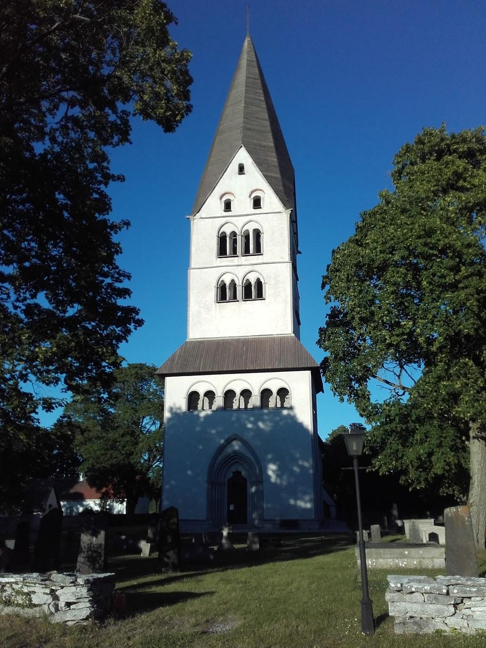 Elinghem öde kyrka