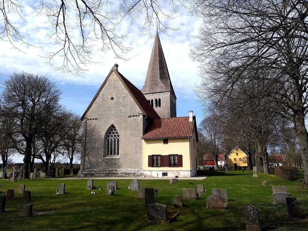 Akebäcks kyrka