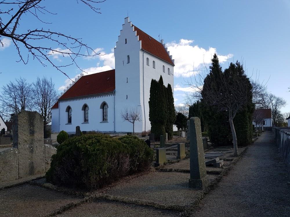 Järrestad Kyrkogård