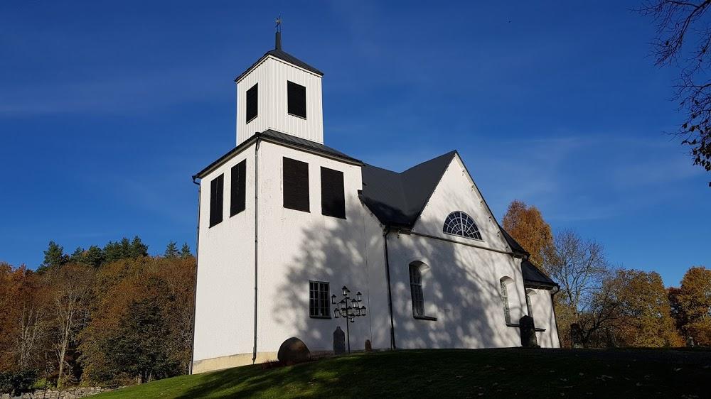 Ekenässjöns kyrka