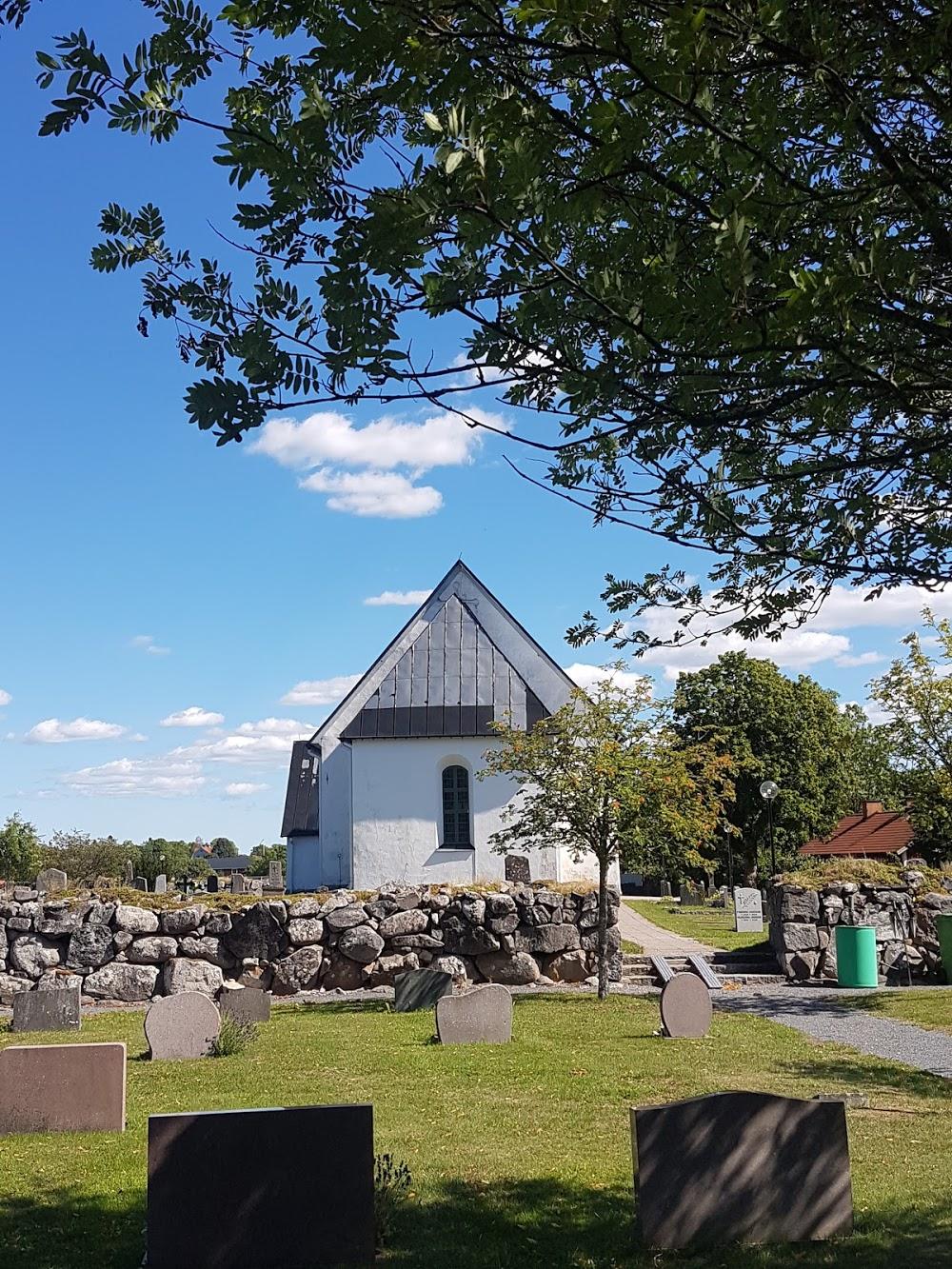 Lohärads kyrkogård