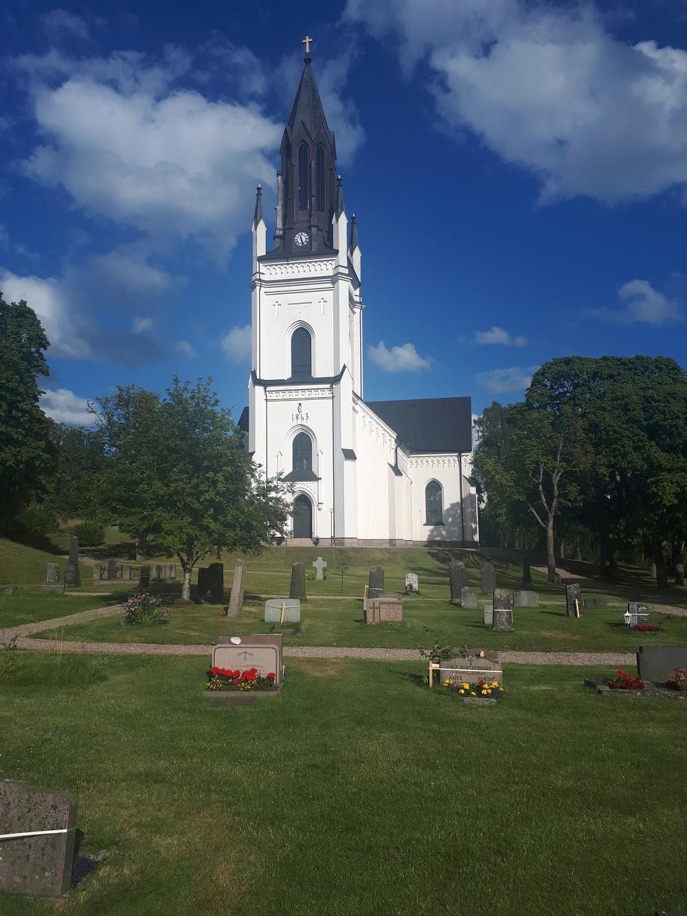 Hed Kyrkogård