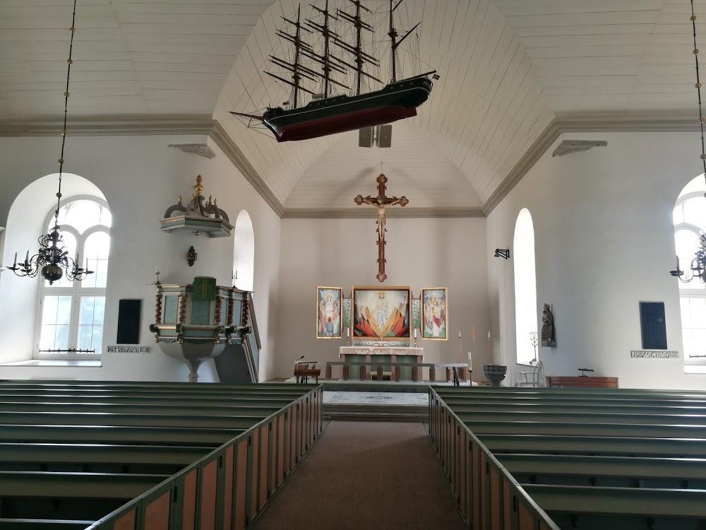 Föra kyrka