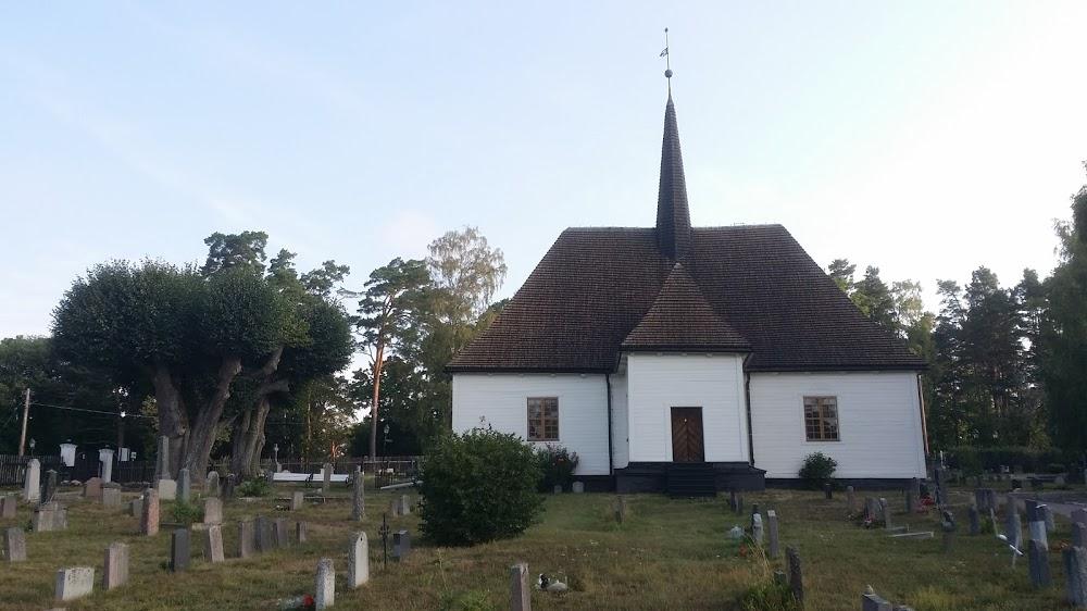 Djurö Kyrkogård
