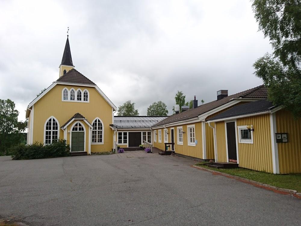 Ersmarks kyrka