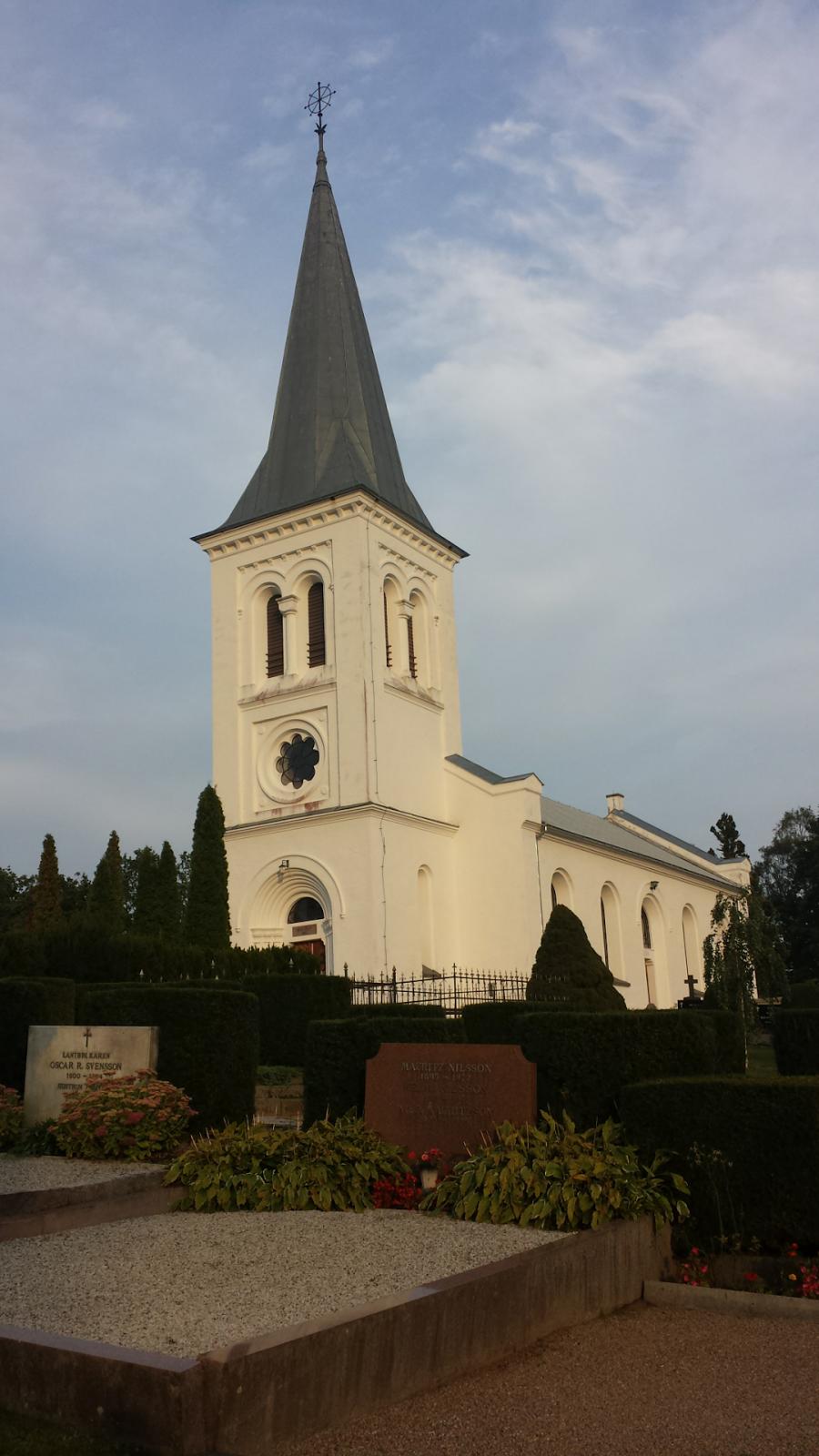 Klockarebackens kapell