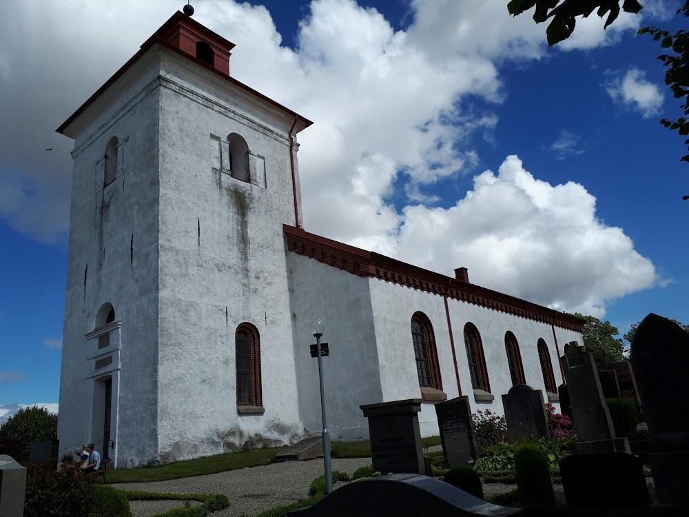 Västra Alstads kyrka