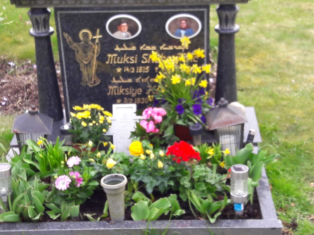 Billdals kyrkogård