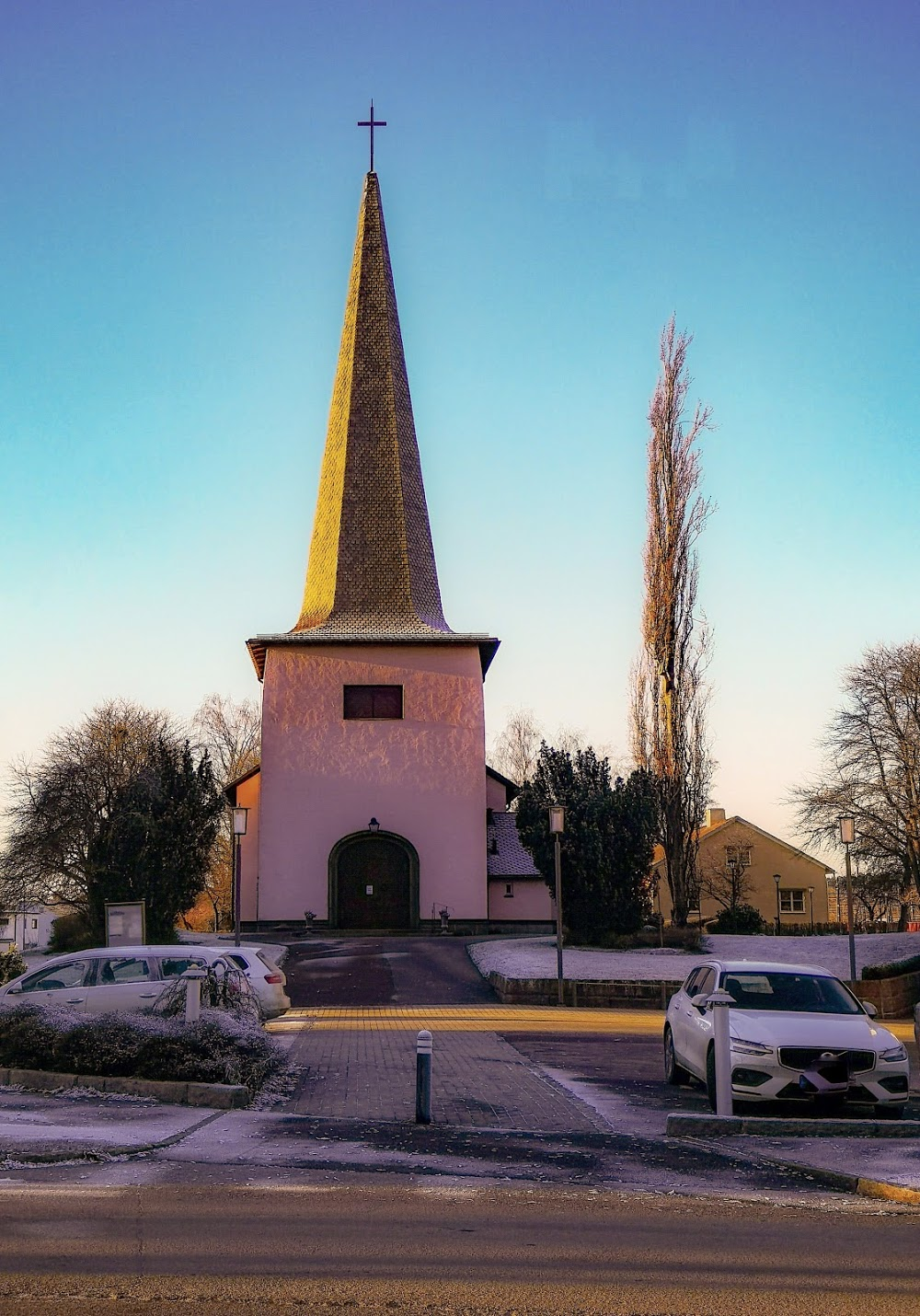 Sockenskyrkans kyrkogård