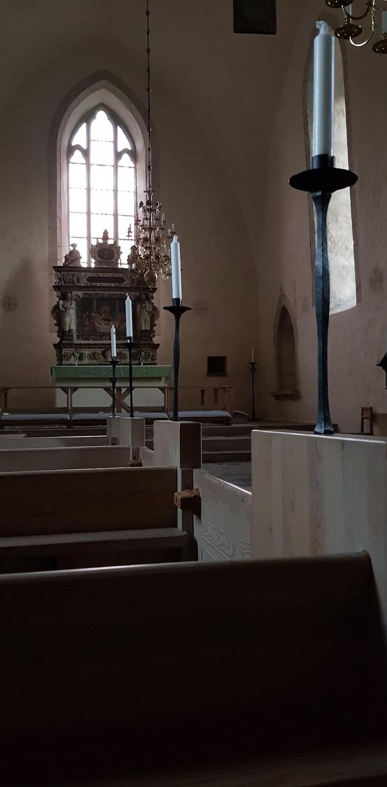 Alskogs kyrka