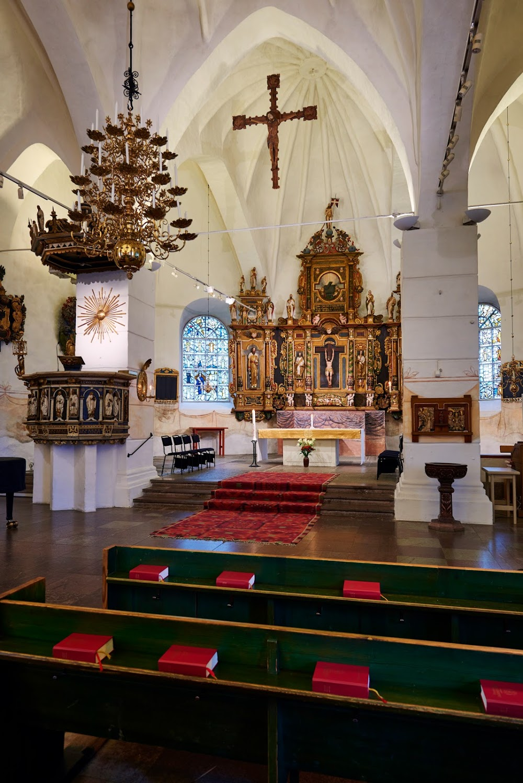 Alla Helgona kyrka
