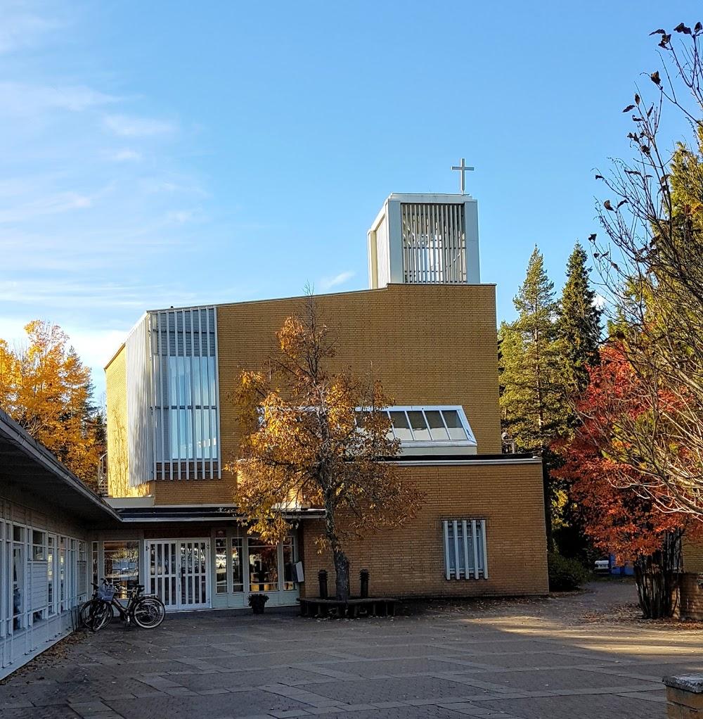 Maria kyrkan