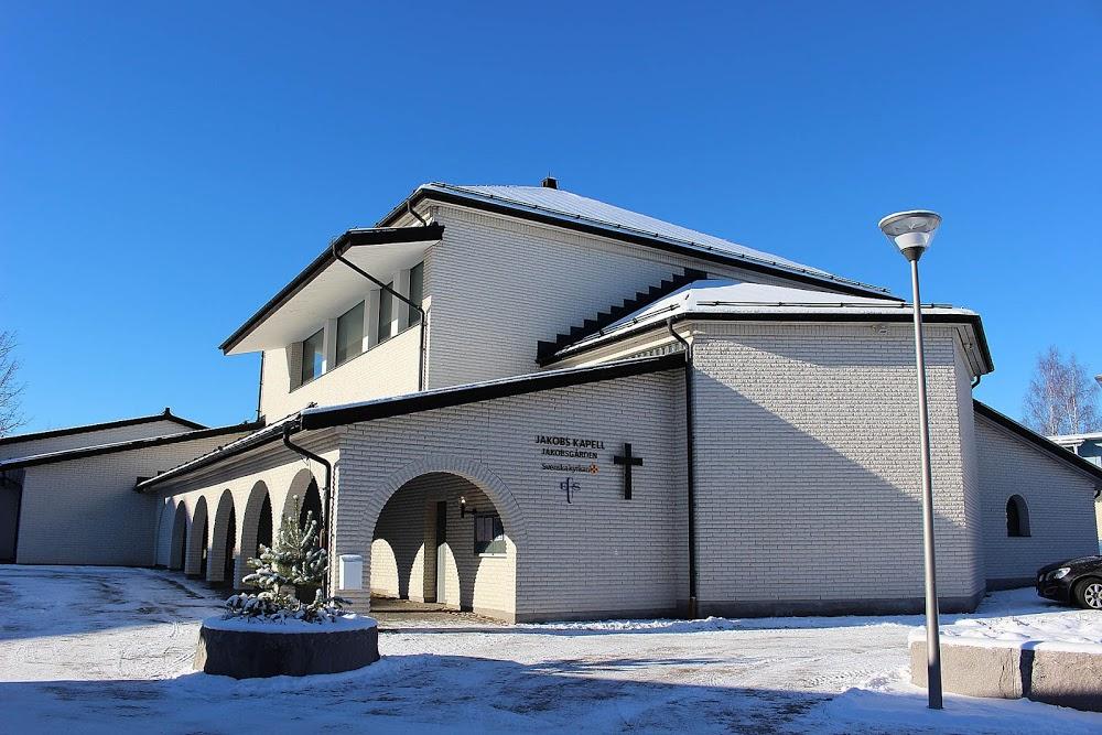 Haga kyrkans församlingshem