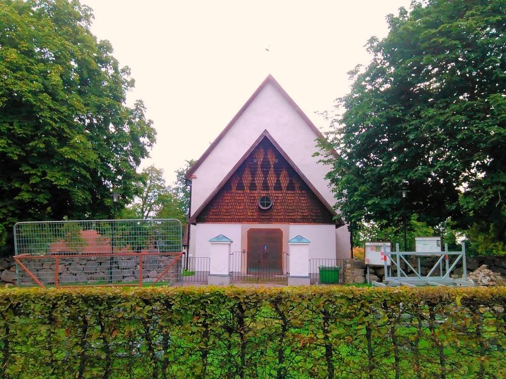 Kullerstads gamla kyrkogård