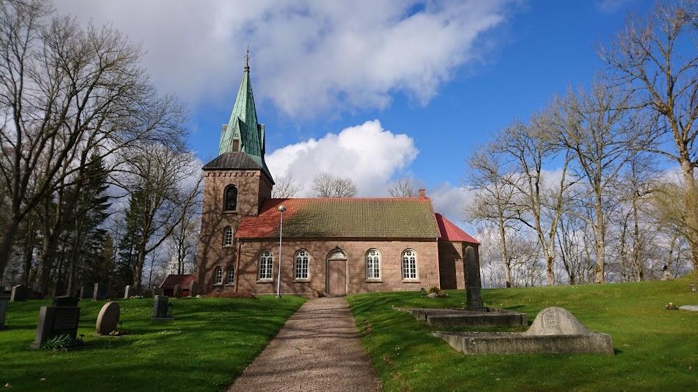 Alboga kyrkogård