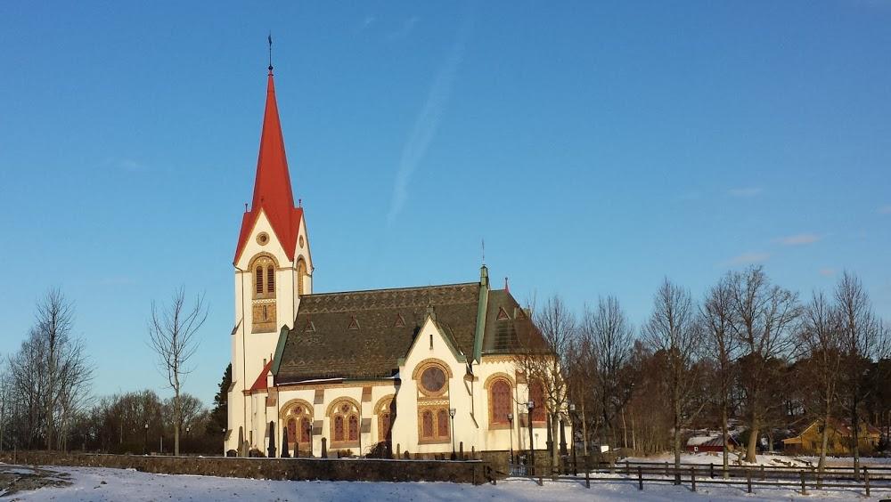 Gödestads kyrka